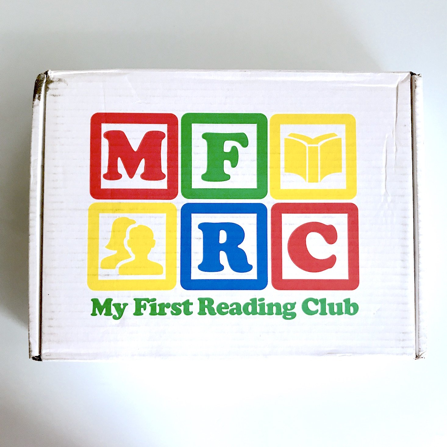 My First Reading Club March 2018_1