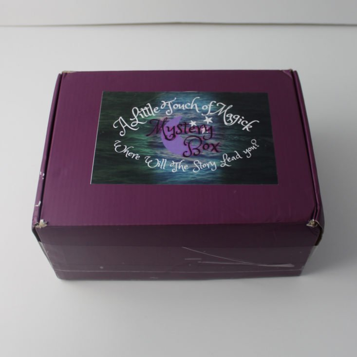 closed A Little Touch of Magick box