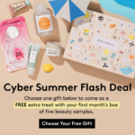 Today Only! Birchbox Coupon – FREE Gift of Your Choice With Subscription!