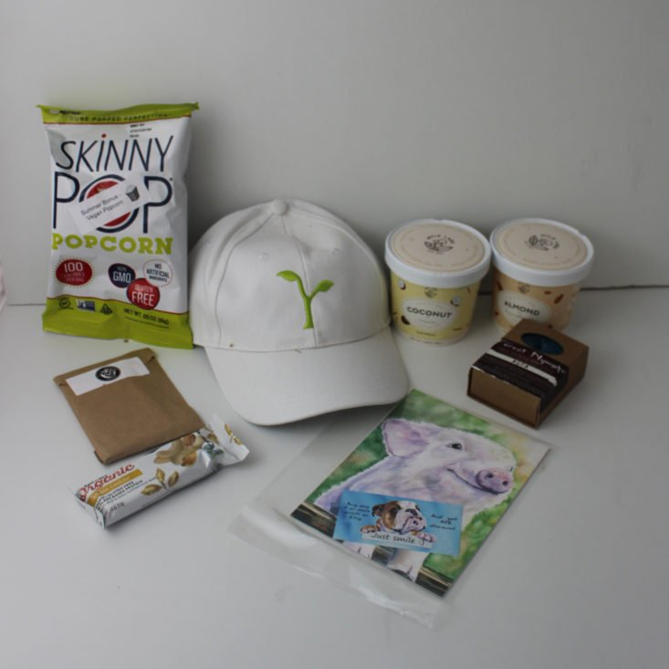 All Around Vegan July 2018 review