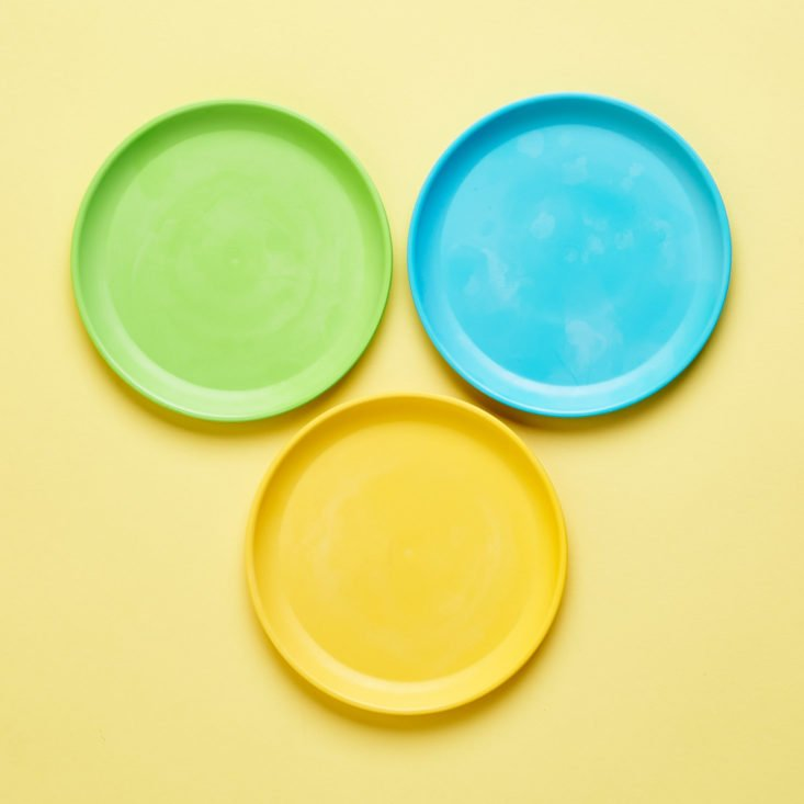 Set of 3 Sprout Plates
