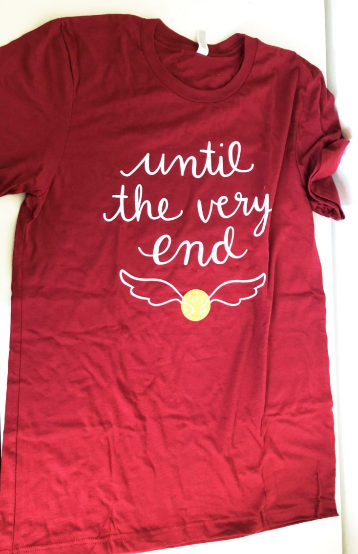 Hand-Lettered Tee