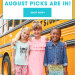 FabKids August 2018 Collection + Coupon!