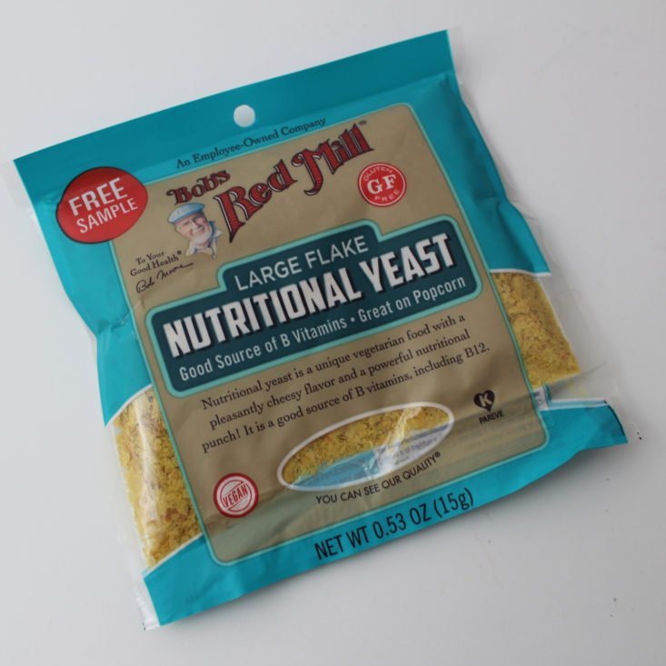 Bob's Red Mill Large Flake Nutritional Yeast (0.53 oz)