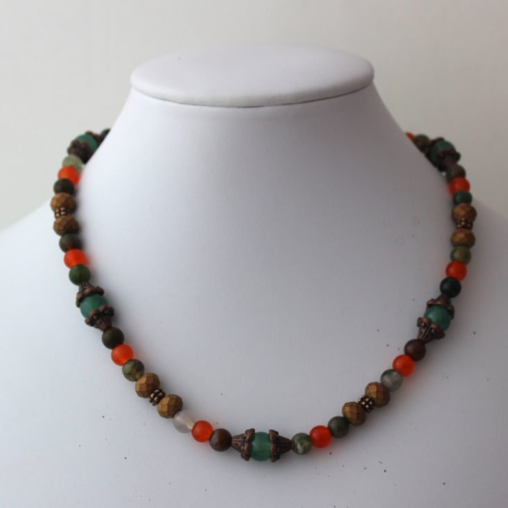 Bargain Bead Box October 2018 - Necklace 1