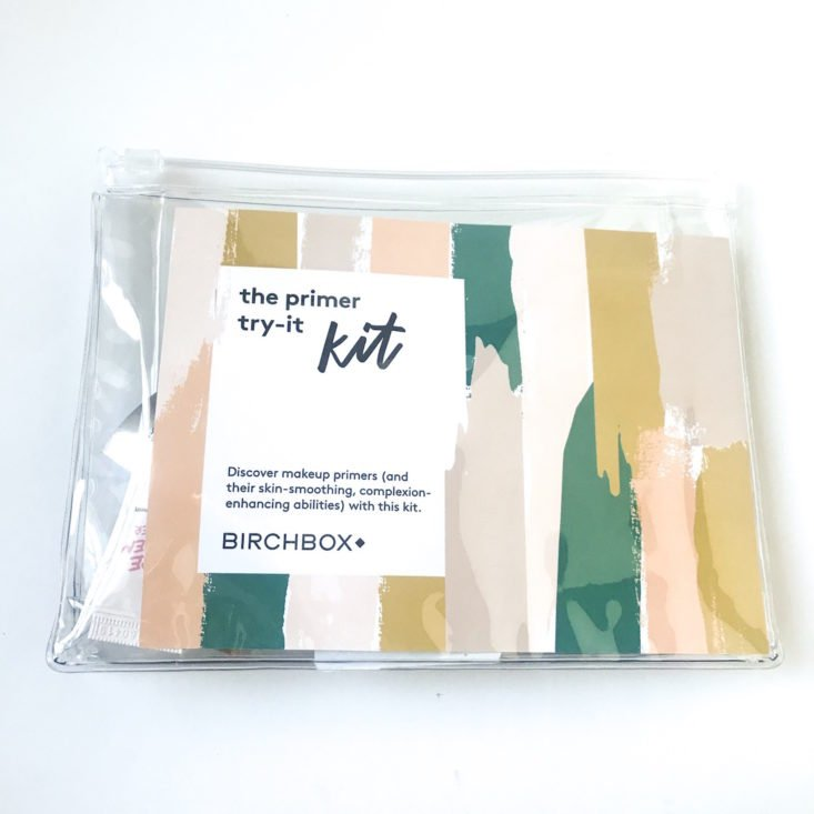 Birchbox The Primer Try It Kit - Box 1