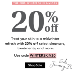 Last Day! Birchbox Sale – 20% Off Skincare!