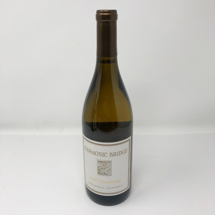 Firstleaf Wine February 2019 - 2016 Harmonic Bridge Chardonnay (California) 17