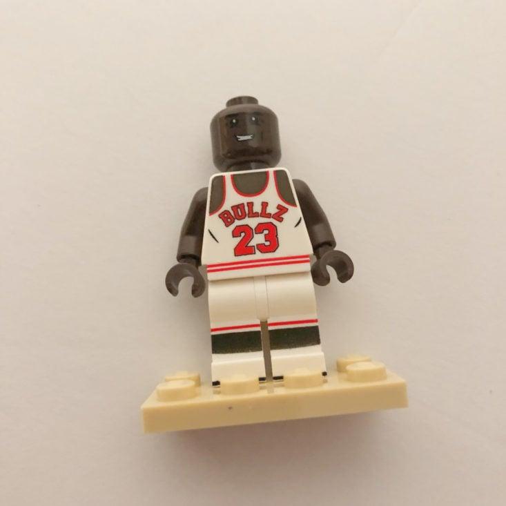 27 Brick Loot March 2019 - Basketball All-Star LEGO ® Minifigure