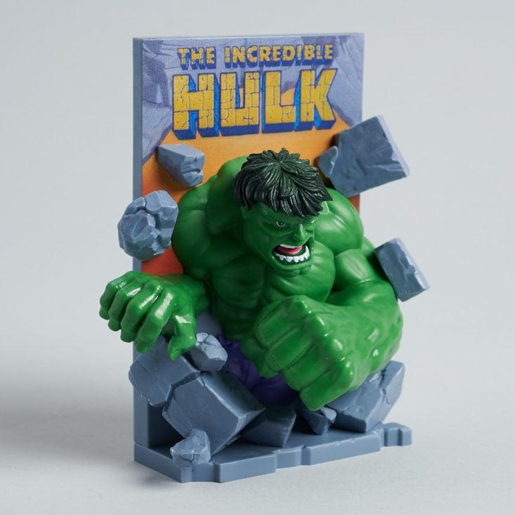 Loot Crate Transformation hulk figure detail