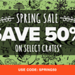 Extended! Loot Crate Sale – 50% Off Select Crates!