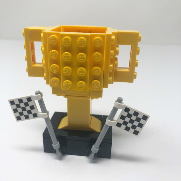 Brick Loot Subscription Box May 2019 Review – Winner's Trophy 5 Front