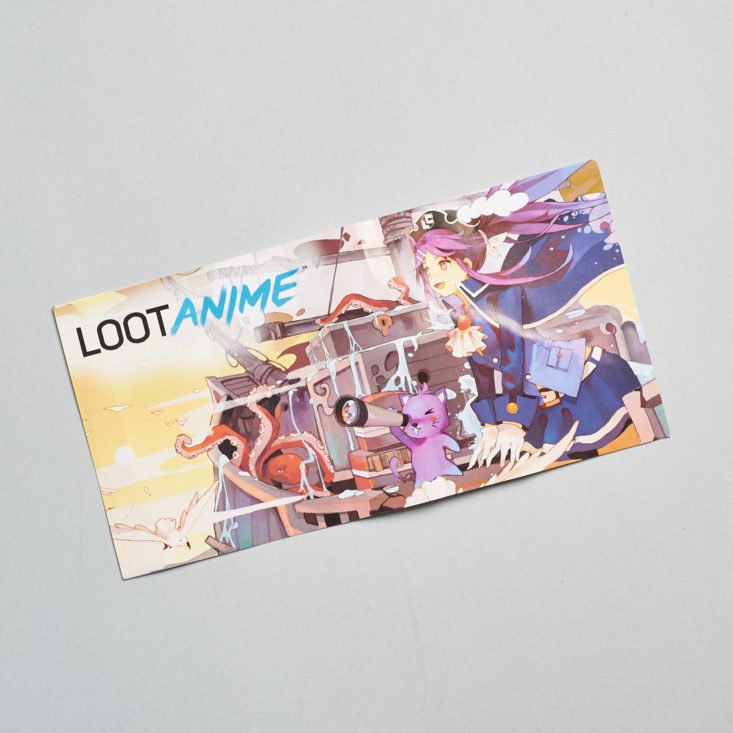Loot Anime Odyssey March 2019