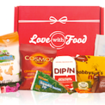 Love with Food Summer Sale – Free $15 Travel Box With Subscription!