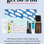 Birchbox Coupon – 50% Off Your First Box!